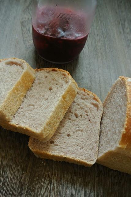 ブラックベリー酵母の作り方【自家製天然酵母パン教室:奈良】