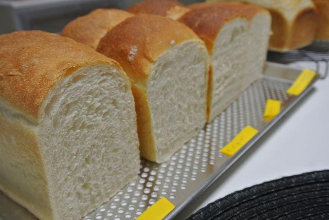 パン作りに向いてる小麦の種類と型比容積・焼成減について【パン教室講師養成講座:奈良】